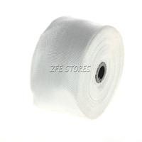 30m x 50mm Waterproof Fiberglass Cloth Tape Glass E-Glass Fiber Tape Plain Weave