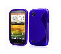 Anti-skid design tpu case, New S Line Soft TPU Case for HTC Desire X Proto T328E Free Shipping