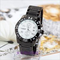 Retail Famous Brand CURREN 2014 New Fashion Men's Quartz Watch,Business Men Stainless Steel Wrist Watch With Date Calendar