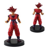 "4.4 ""Anime Dragon ball Z Goku PVC Figures Toy NEW (1pcs)"