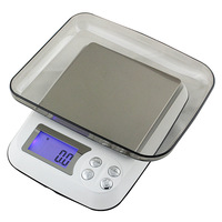 Free shipping Household 3 0.1 baking food tea kitchen jewelry scale
