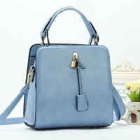 2014 PU women's handbag fashion elegant women's cross-body handbag shoulder bag women's bags