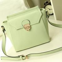 Hot-selling 2014 women's handbag candy color fashion small cross-body bags small fashion vintage shoulder bag