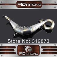 FID Racing/ FID rattlesnake pipe FOR LOSI  Desert buggy XL