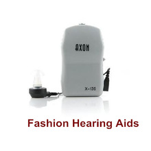 Best Hearing Aids Aid Sound Amplifier Adjustable Tone Personal care tools behind the ear Super mini size and light weight