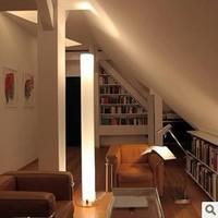 Modern brief lighting lamps bedroom lamps pillar stirringly acrylic floor lamp
