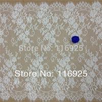French Eyelash lace trim 70cm wide handmade diy clothing lace accessories eyelash lace trim 3 meters per pc