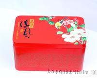 Gift Tin package, 10 bags Fresh Shuijingui tea, Reduce Weigt Dahongpao Tea,Wuyi Oolong, Weight loss, Promotion, Food,CYY06