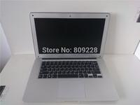 Free Shipping 14.1 inch Ultrabook slim laptop Intel D2500 1.86GHz 1GB DDR3 Ram 160GB HDD WIFI Windows7 Webcam,bluetooth
