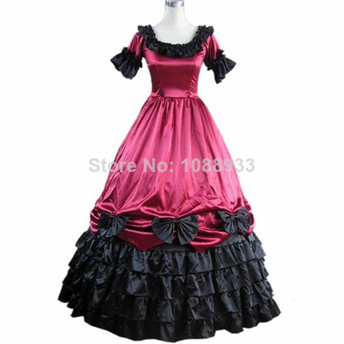Victorian Dress Porn 69