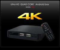 Measy B4K Ultra HD Allwinner A31 Cortex-A7 Quad Core TV Box Android 4.1 Mini PC 2G/8G Bluetooth MIC Camera wifi 3D Video remote