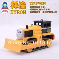 1pcs Free shipping Thomas & Friends-BYRON small train toy alloy train head magnetic #09