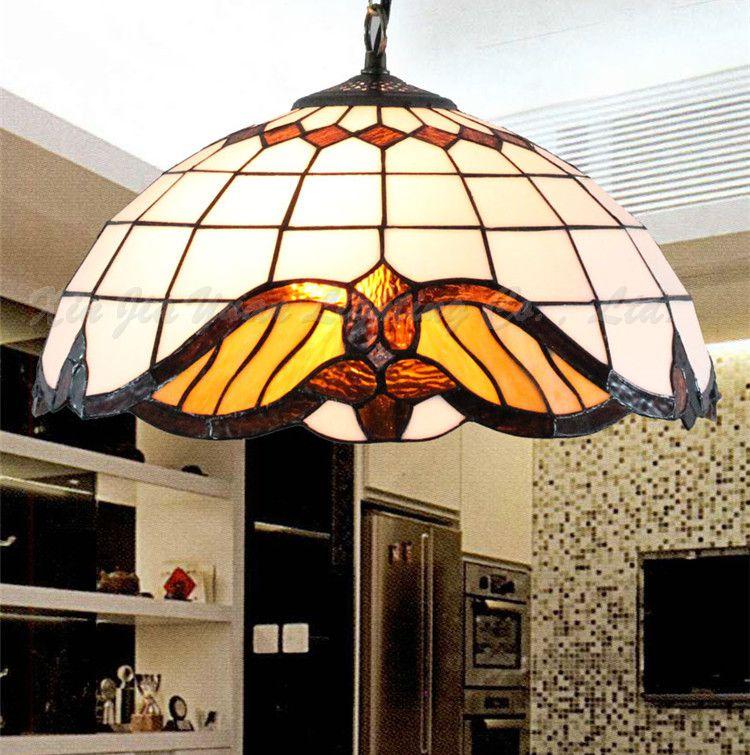Tiffany pendant light fashion romantic lighting rustic lamps lamp(China (Mainland))