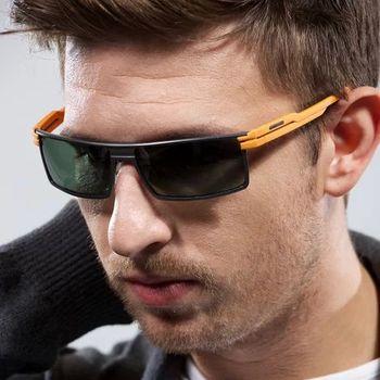 2014 мода алюминиево-магниевого поляризованных солнцезащитных очков для мужчин классический ...