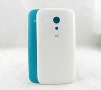 Original Back Cover Case For Motorola Moto G DVX,XT937C,XT1028,XT1031,XT1032,xt1033 Original battery back cover for moto g phone