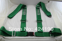 Free Shipping,Taka New Car Seat Belt H-Style FIA 2018 Homologation /Harness/Racing Satefy Seat Belt/width:3 inches/4Point