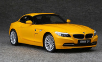 Alloy 1:18 Limited edition Z4 Rollaway convertible car models