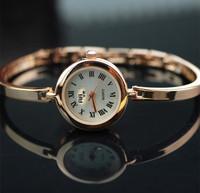Seller Recommend !! 2014 Vogue Designer Bracelet & Bangle Watches Full Steel Summer Fashion Women Dress Wristwatches Reloj N037