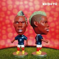 KODOTO 19# POGBA (FRA) 2014 World Cup Soccer Doll