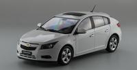Alloy 1:18 Limited edition Chevrolet Cruze hatchbacks car models