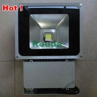 100w led floodlight 50w 30w 20w 10w 70w 150w white/warm white rgb with IR remote controls 100lm/w sales and free shipping
