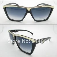 P276A Black designer Sunglasses popular men Eyewear 276 model