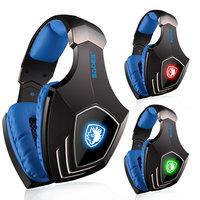 Free shipping Desktop a60 earphones vibration professional gaming headset audio 7.1 encoding
