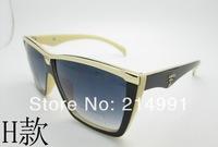 P276H outside Black designer Sunglasses popular men Eyewear brand 276 model