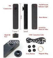 Built in 8gb Button Camera Hidden Pinhole camera Mini DV DVR Recorder Video Resolution: 640*480 (without retail box)