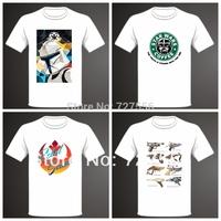 Free Shipping star wars t shirt brand men t-shirt  star wars  darth vader High Quality t-shirt