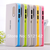 Good quality 16800mah power bank , new style mobile power , 5 colors for your choose !