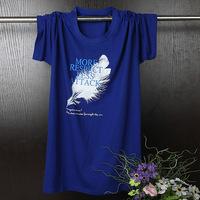 Wholesale plus size 5XL 4XL men's summer T-shirt cotton round neck short sleeve Tee-shirt tops blouse 6 colors