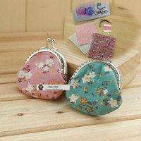B101 De-lovely 6.5CM DIY  purse frame Bag coin purse kit Handmade materials 2pcs/lot Free shipping!