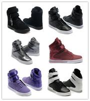 New Justin bieber men Brand designer sport basketball skateboarding high top sneakers shoes for men