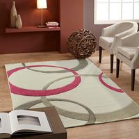 Country Style Elbow Yarn Rug (60cm x 90cm)