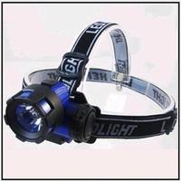 Outdoor Lights Portable Lighting Headlamps Bright white LED headlights [230139]