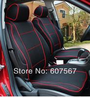Customize Skoda Fabia,Octavia,Superb four seasons general breathable sandwich special car seat cover