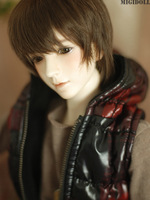 Free Shipping 1/3 ( 60cm) bjd doll MIGIDOLL  Ryu ( include makeup and eyes )