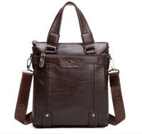 Men's Bags PU Leather Famous Brand Briefcase for Business Men Messenger Bags Large Shoulder Bags Leisure Computer Bag in Handbag