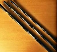 Cheap Carbon 3.6m pure carbon Hard Hand Stream Fishing rod fishing pole rods carbon fiber set kit tools