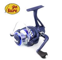 AF1000 Blue Metal Head Raft/Rock/Casting Spinning Fishing Reel Fixed Spool Reel