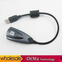 wholesale High quality Steel Series Siberia 5H V2 USB 7.1 Sound cards 5hv2 free shipping by DHL/FedEx 100PCS