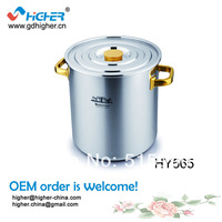 Wholesale High Quality Large Capacity Stainless Steel Stock Pot
