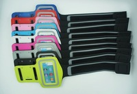 Wrist Arm Band for ipad nano 7 armband free shipping 10 colors available