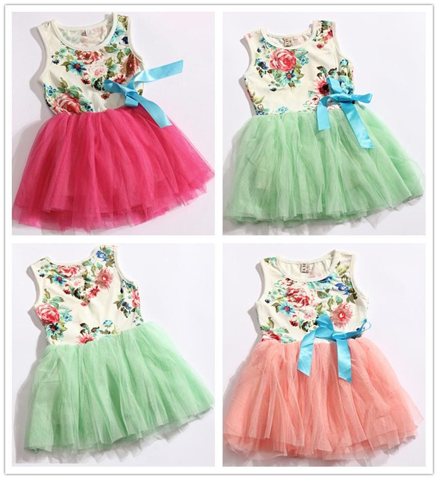 Платье для девочек Chiffon