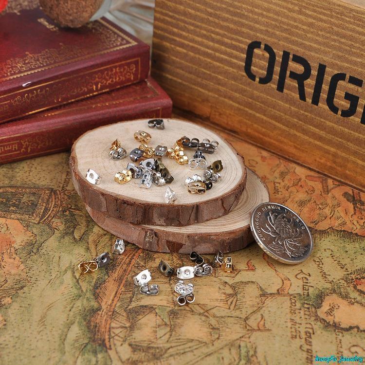 Diy accessories diy accessories material diy earrings restoring ancient ways bowknot General earplugs ear ear plug(China (Mainland))