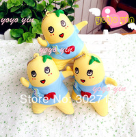 20pcs/lot Japan Generation 2th Funassyi Mascot Squishy Charm