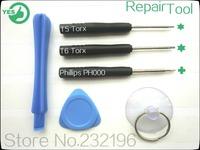 500set(3000pcs) 6in1 Precision Manufacturing repair tool set screwdriver and pry tool sucker factory direct