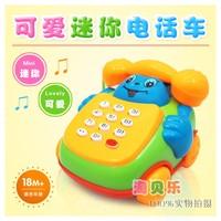 Child phone educational toys band car phone mini phone baby toy