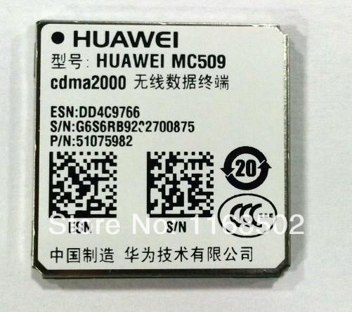 New Original Huawei HUAWEI MC509 Telecom EVDO 3G module MU509-B WCDMAFree Shopping/(China (Mainland))
